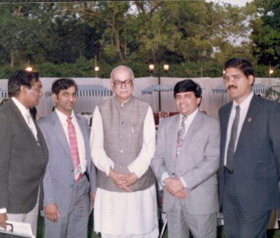 L K Advani
